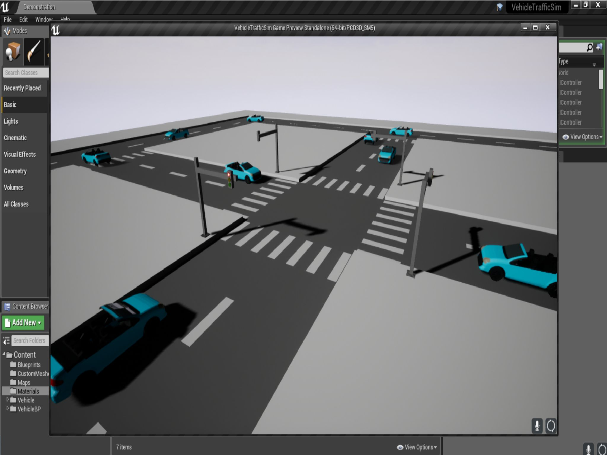 Unreal Engine Blueprints Templates
