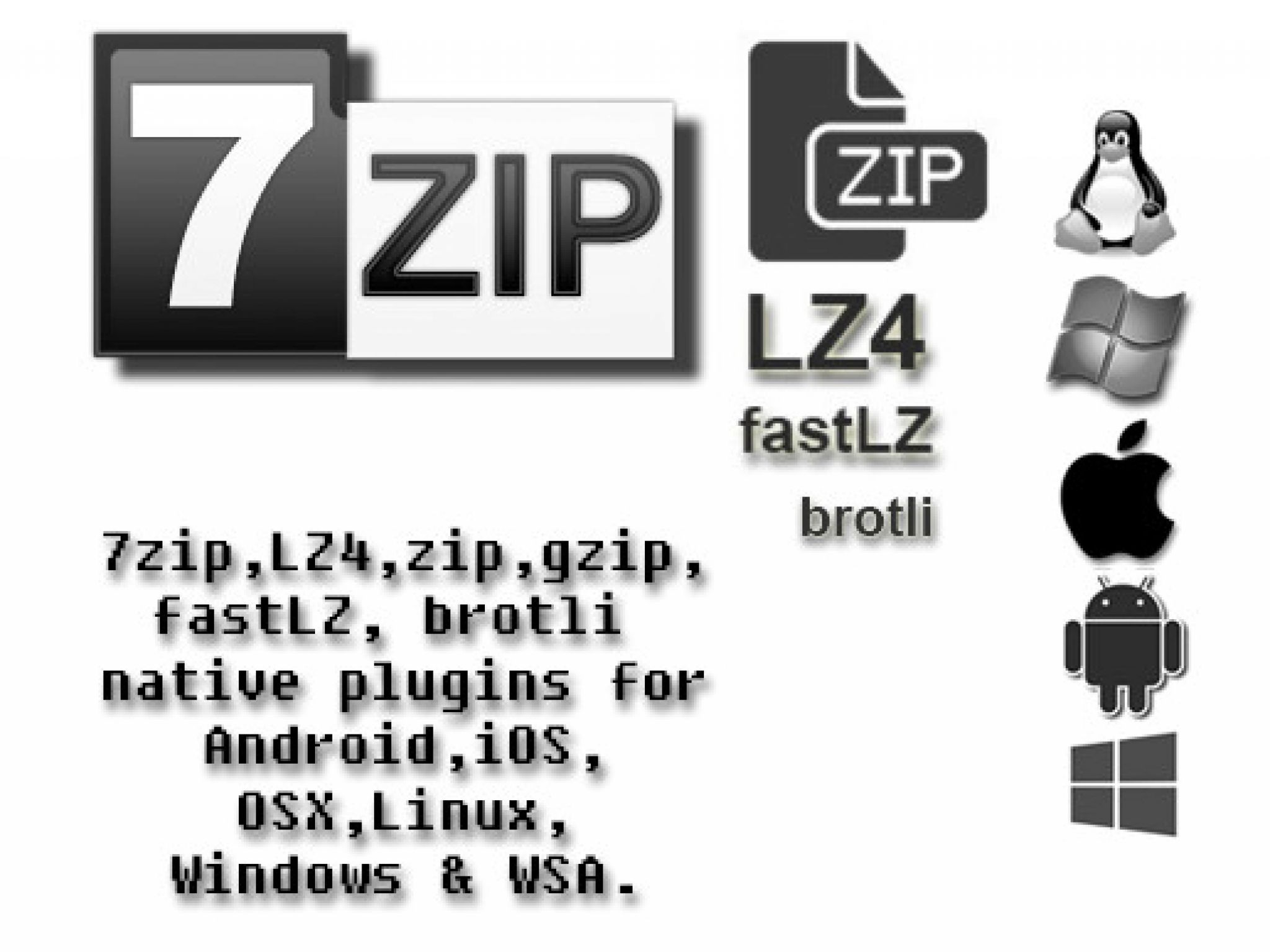 7zip For Linux